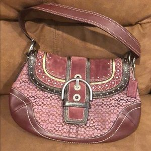 Coach Signature Collection Purse and Wristlet
